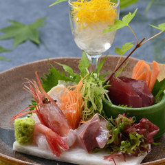 【一番人気】まるごと1匹!金目鯛の煮付と会席プラン