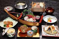 季節の「和食会席」1泊2食プラン
