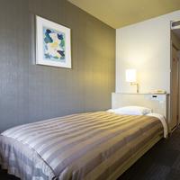 ◆禁煙シングルルーム <14.8平米・ベッド幅120cm>