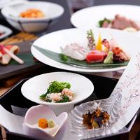 浜松・浜名湖の旬の食材を会席コースで堪能!堂満会席 一泊二食付きプラン【駐車場無料】