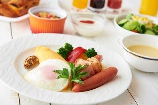プレミアムステイプラン (朝食付)