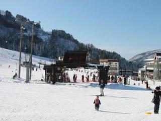一里野温泉スキー場 リフト・ゴンドラ共通1日券つき 温泉宿 宿泊プラン♪