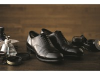 靴磨き職人による【シューシャインサービス付】朝食付き