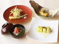 【楽天限定】<会席料理/2食付>日本料理「矼」旬の食材と繊細な技を愉しむ季節の会席★個室も可能