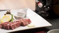 『メイン料理はやっぱりお肉』ご夕食は日光牛会席プラン