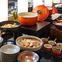 【LUX SELECTION】 メゾンカイザーが人気!60種類以上の食材を使用したビュッフェ