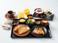 【期間限定スペシャルオファー】ショートSTAYプラン 18時IN〜10時OUT(朝食付)