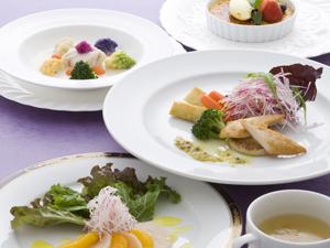 【KKR HOTEL TOKYO都民限定】シニアプラン・朝食、夕食の二食付♪61歳以上のお客様限定♪