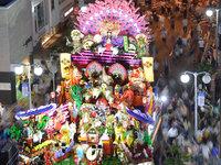 【東北夏祭り!】 ユネスコ無形文化遺産『八戸三社大祭』を堪能 【桟敷席チケット&朝食付きプラン】