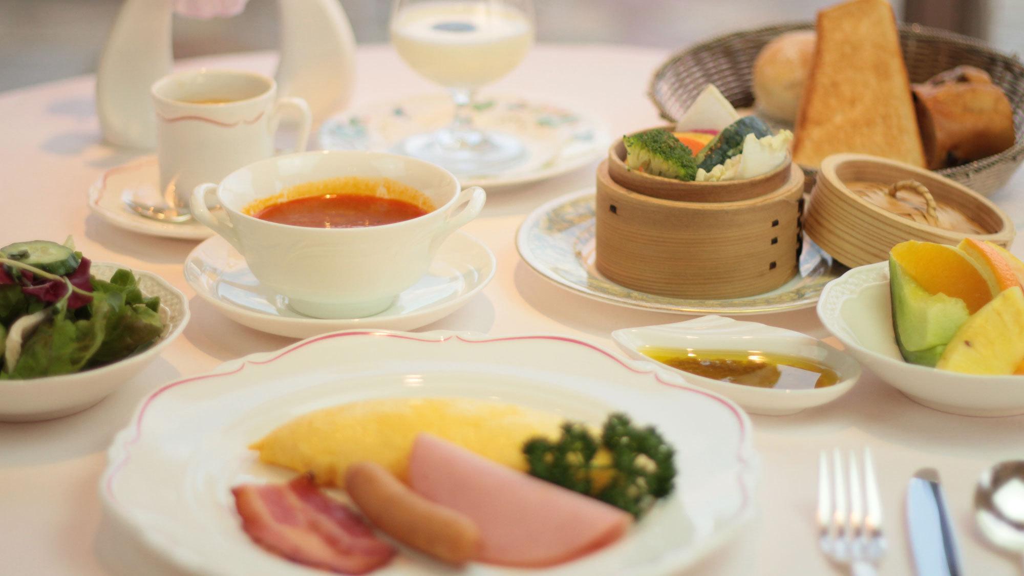 【楽天スーパーSALE】チェックアウトはのんびり11時まで!人気の朝食付きプラン