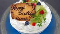 【大切な記念日をお祝い!】ホールケーキ&グラスシャンパン特典付き【DI】