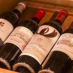 【美食×ワイン】マリアージュを楽しむシェフおすすめコースディナー【DI】