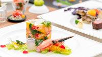 【さき楽30】【1泊2食付】創作フレンチディナー&洋食or和食を選べる朝食付き!【DI】