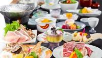 """■美味響宴会席■<国産牛×のどぐろ料理>""""山海の幸""""をどちらも贅沢に。グルメ派美食プラン"""