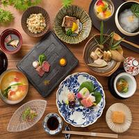 【寿泉〜JUSEN〜】ディナー利用■庭園に佇む隠れ家レストランで創作和会席を食す。夕食基本プラン