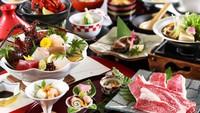 伊勢海老を含む6種のお造りと松阪牛、鮑を堪能 詩季会席 薫(かおる)
