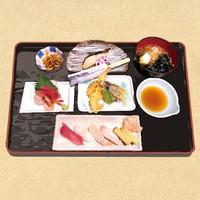 平日限定2食付き【竹タイプ】海の幸を満喫♪地元おすすめ店の夕食付プラン♪