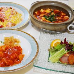 【中華】 料理長のおまかせ夕食付宿泊プラン ♪