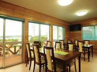 テラスで海を眺めながら手作り朝ごはん☆ スタンダード朝食付プラン (バス・トイレ付)