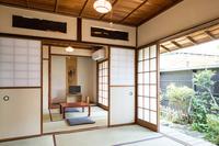 1階 松の間 二間 純和室11畳 小田原駅徒歩3分