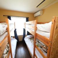 【5号室or6号室】 洋室2段ベッド×2ルーム<オーシャン>