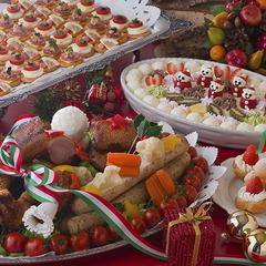 【Xmas】サンタがお部屋にやってくる!家族の幸せクリスマス(一泊二食付)
