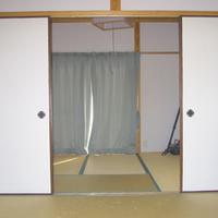 平屋バンガローB(和室6畳+4.5畳)