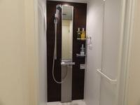 ダブルルームでゆったりプラン(シャワー&トイレ付)