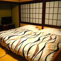 【和室8畳】小上がり風ツインベッド
