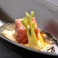 【 極み懐石 】料理長こだわり四季逸品と日本料理の伝統と技を堪能