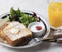 【男性専用】ビジネスプラン ★夕食(前菜セット+選べるメイン+ビール)+朝食付き
