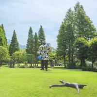 【彫刻の森美術館入場券付き】「野外美術館で四季を感じながらの芸術鑑賞」を楽しむ1泊朝食付き