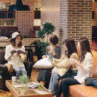 女子会&卒業旅行に!■■THE ATELIER■■ a laise 〜4人で楽しむ素泊まりプラン〜