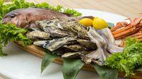 【さき楽28】 ☆スタンダード会席プランが10%割☆ 地元鮮魚がメインの新舞子会席1泊2食付き