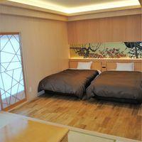 まったり和洋室・庭付きセミスイートルーム(露天風呂なし)禁煙