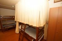 女性専用 ドミトリー(相部屋)6人部屋