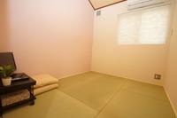 女性専用 和室1〜2名様部屋 個室