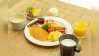 【ベーシックプラン】シンプルステイ<朝食付き>
