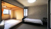 <喫煙>和室6畳+洋室(1〜5名)【本館】A7