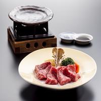【冬の黒姫会席膳】メイン料理は長野県産りんご和牛ステーキ