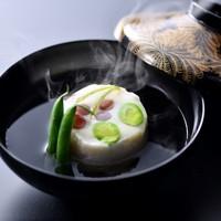 〜心に残る最高の記念日を京都で〜ホールケーキor花束が選べる!『旬の京会席』の夕朝食付きプラン