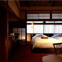 銀朱 京町屋ツイン風和室