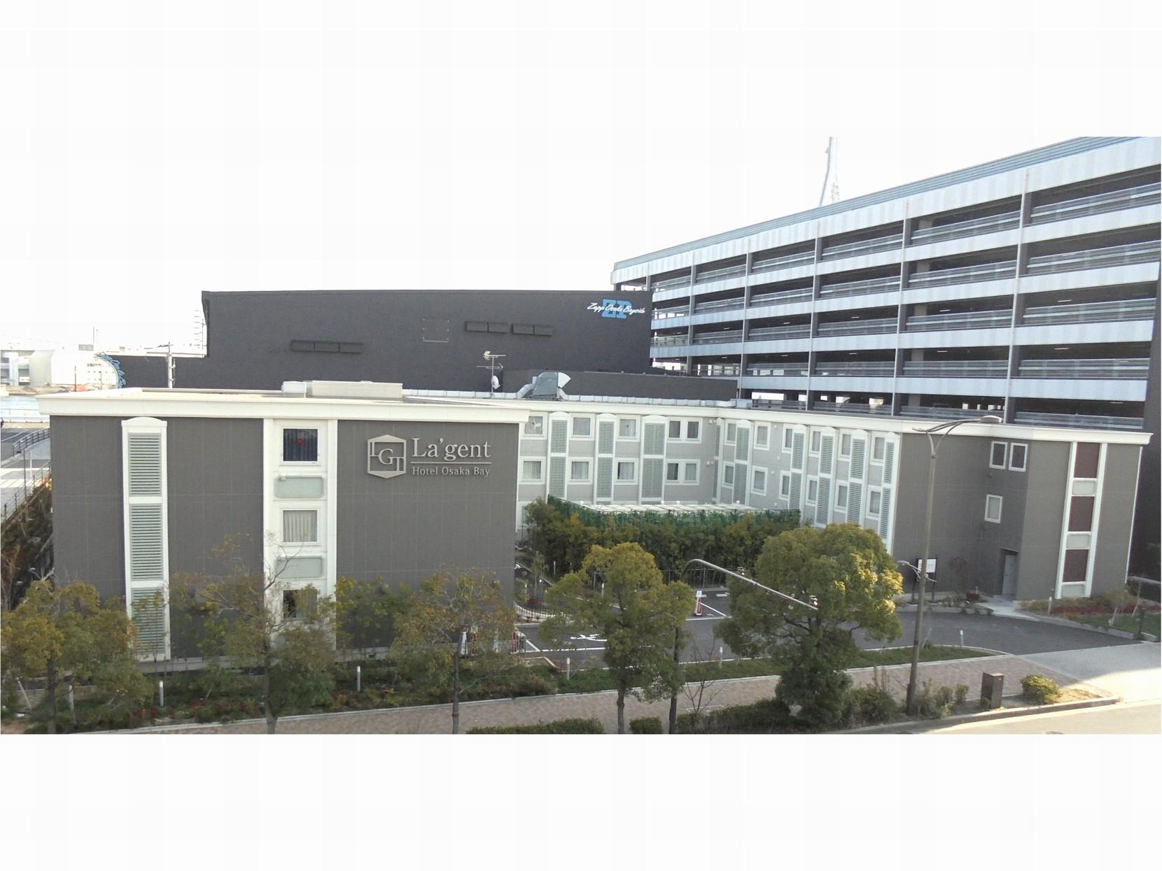 大阪 ホテル ベイ ジェント ラ