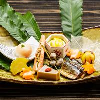 ◆事前カード決済◆由布岳を眺めながら入る天然温泉と会席料理が楽しめるプラン