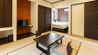 半露天風呂付 離れ和洋室(10畳和室+ベッドルーム)