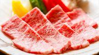 ■お肉好き必見!肉汁溢れるおおいた和牛の陶板焼き<ボリュームアップ>プラン