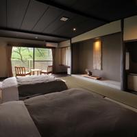【和室10畳 + 広縁】 桜側のモダン和室 ( 禁煙 )