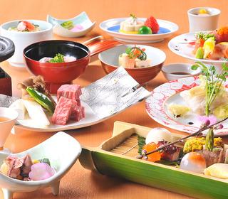 【楽天スーパーSALE】10%OFF 【特典付】料理長渾身の旬菜会席アップグレードプラン♪