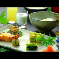 【アップグレード】上質な食材でおいしさが広がるディナータイム♪[1泊2食付]