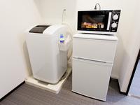 【スタンダードプラン】キッチン・洗濯機・Wifi無料